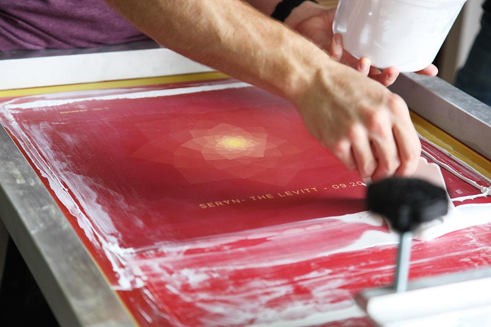 Seryn Live Printing