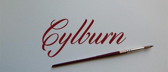 Cylburn Font