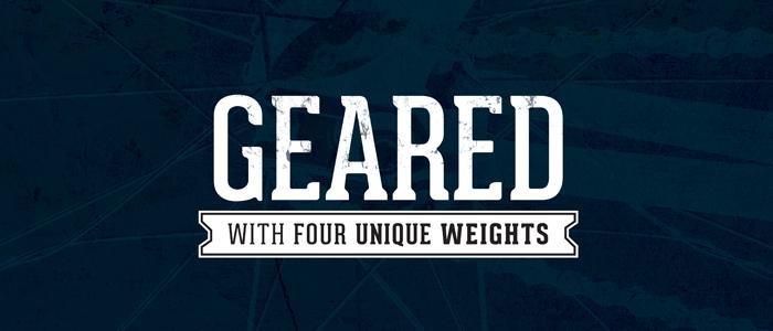 Geared Font