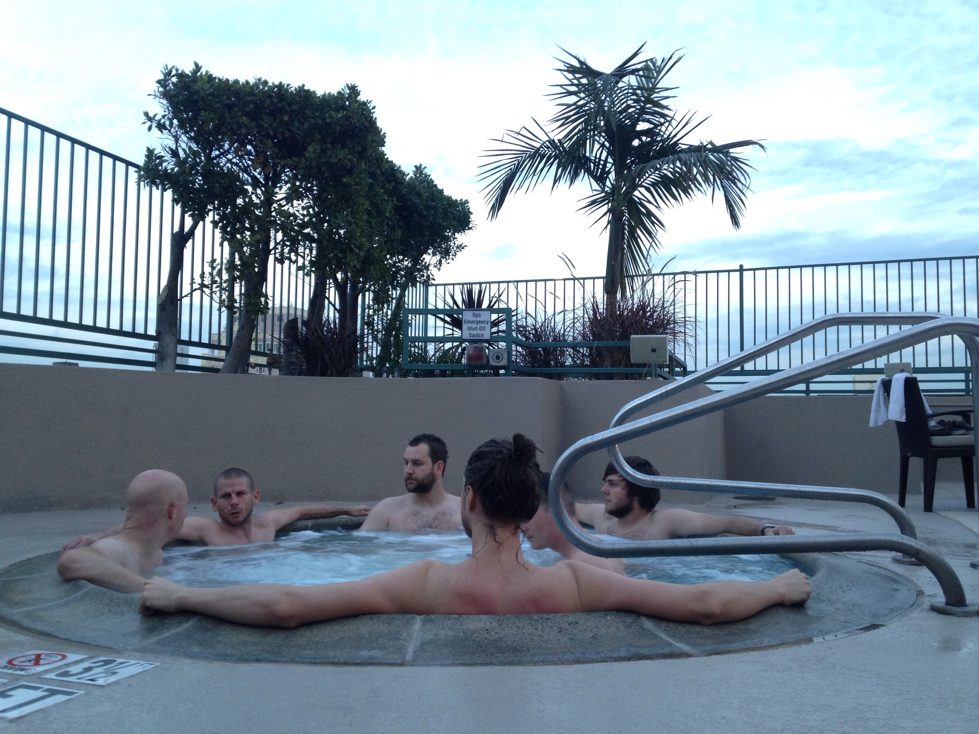 Hot Tub Meeting
