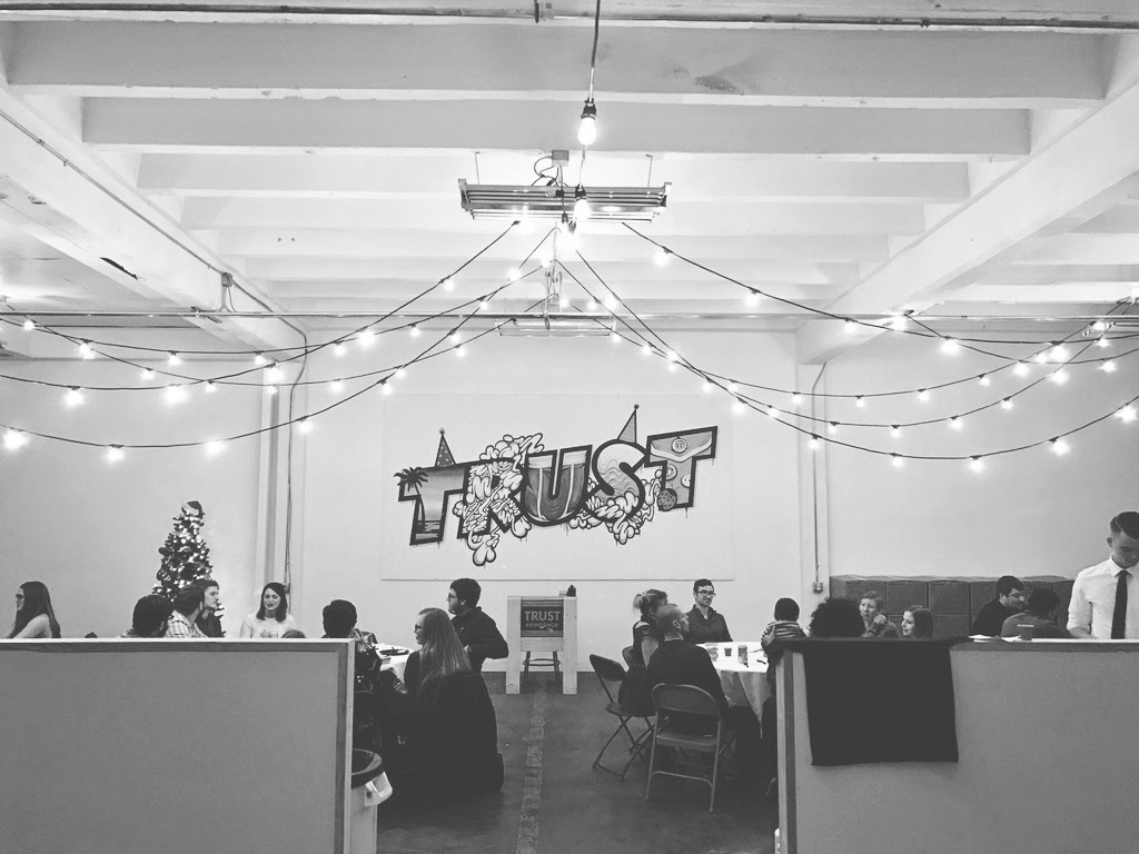 Trust Christmas Party